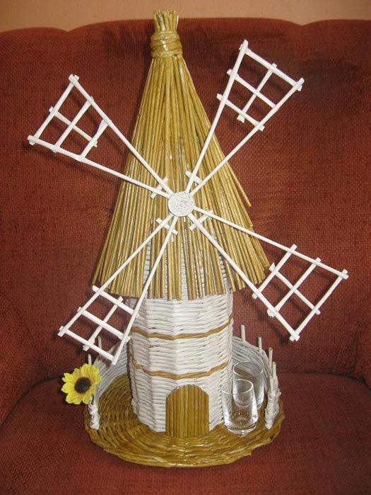 Мельницы для плетения