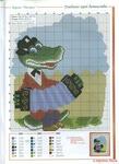 Превью крокодил Гена (500x688, 136Kb)