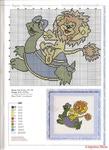 Превью львенок черепаха (500x688, 130Kb)