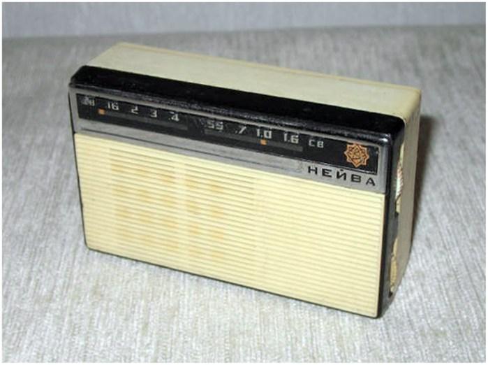 радиоприёмник четвёртого