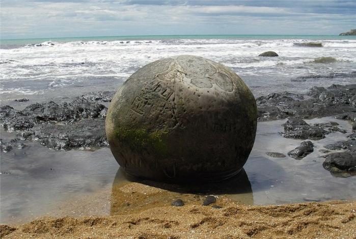 кругклые камни Моераки 4 (700x469, 251Kb)