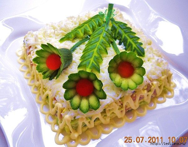 салат ромашки (600x470, 154Kb)