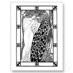 Превью postcard_art_nouveau_peacock_artwork_the_kiss-p2397023236821912767mpi_500 (500x500, 131Kb)