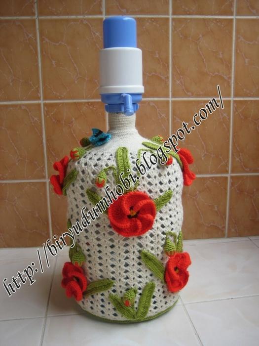 编织酒瓶的艺术 - maomao - 我随心动