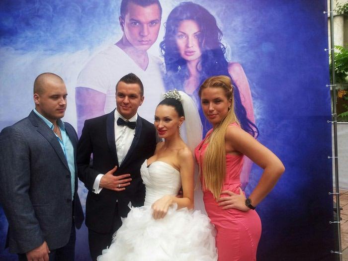 Свадебное платье евгении феофилактовой фото 12
