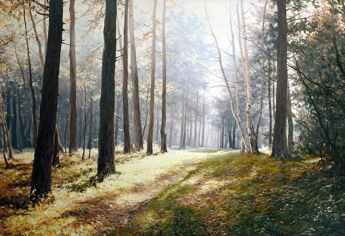 Современный русский живописец Адамов Алексей 7 (700x480, 136Kb)