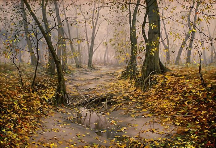 Современный русский живописец Адамов Алексей 27 (700x481, 168Kb)