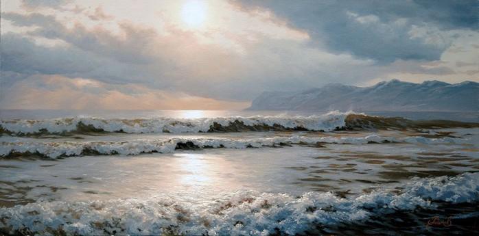 Современный русский живописец Адамов Алексей 29 (700x345, 64Kb)