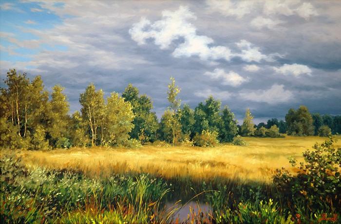 Современный русский живописец Адамов Алексей 32 (700x461, 109Kb)
