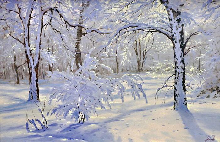 Современный русский живописец Адамов Алексей 59 (700x454, 124Kb)