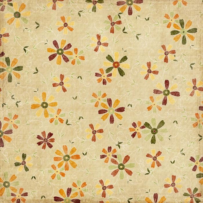 SP_HarvestSpice_Paper_Floral (700x700, 478Kb)