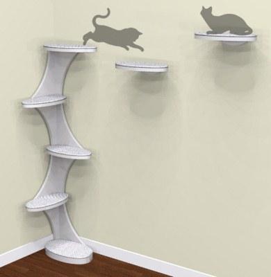 Домик для кошки можно
