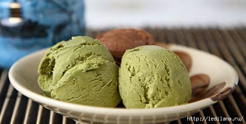 Мороженое из зеленого чая (500x253, 96Kb)