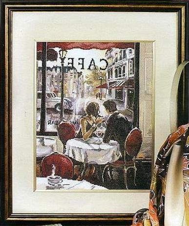 Petit Dejeuner a Paris (387x462, 49Kb)