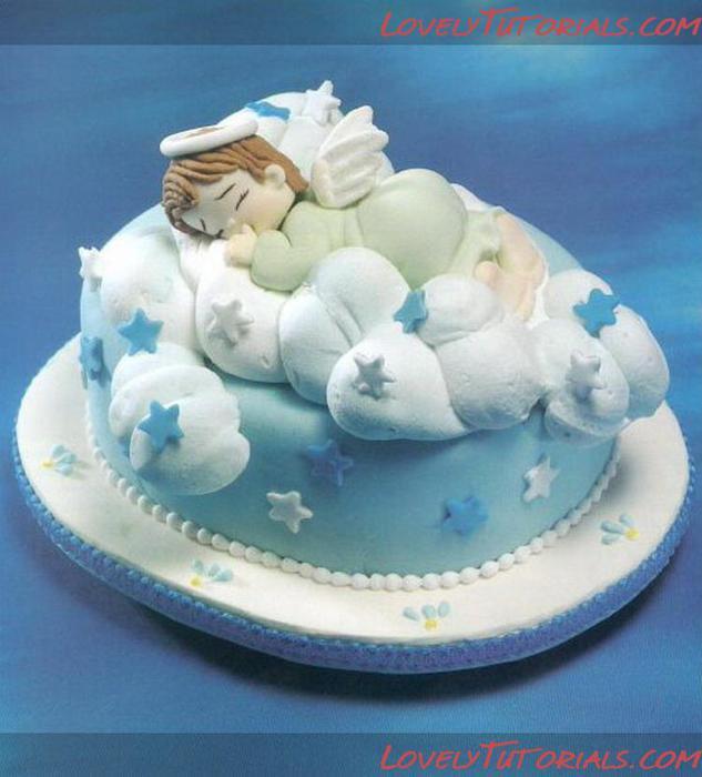 Торт ангел картинки