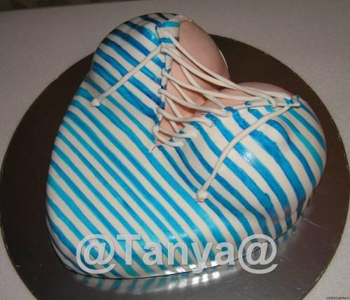 Торт Для моряка .
