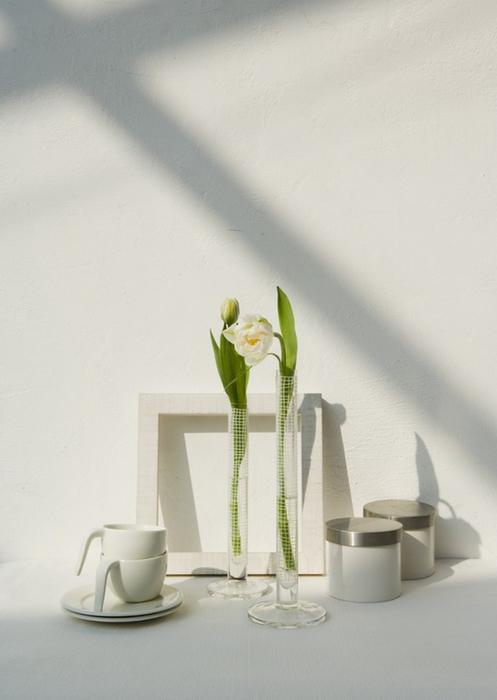 Ванильные фотографии цветов от Sozaijiten 7 (497x700, 191Kb)