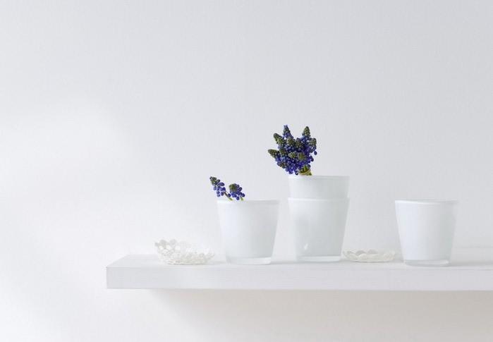 Ванильные фотографии цветов от Sozaijiten 16 (700x485, 23Kb)