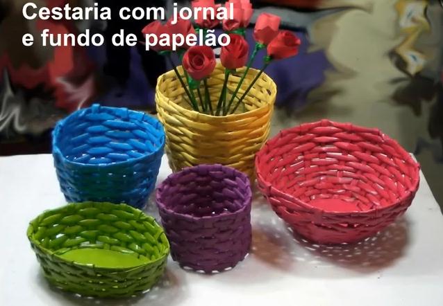 Плетение корзин прямоугольных 5