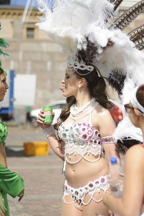 самба-карнавал в