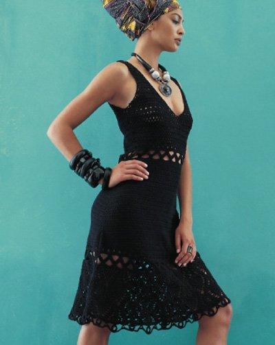 платья из трикотажа лето для полных