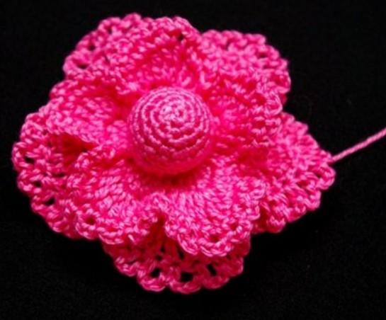 Цветок для украшений