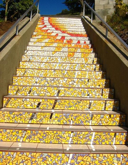 мозаичная лестница1 (541x700, 376Kb)