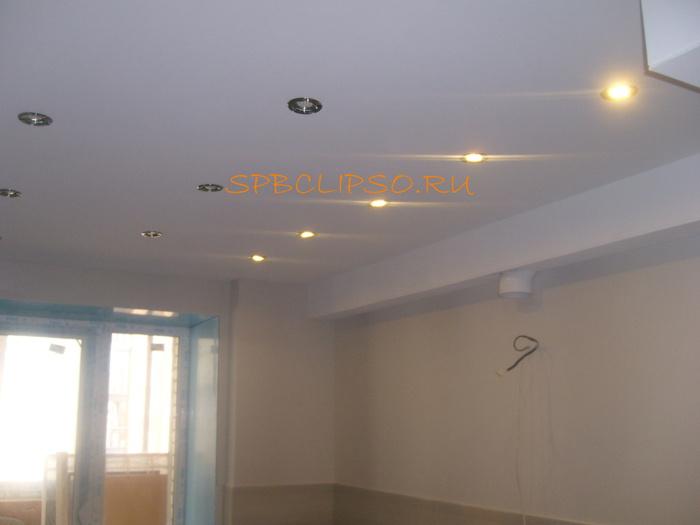 двухуровневый потолок клипсо на кухне (700x525, 69Kb)