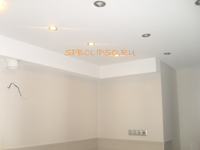 потолок клипсо и короб без гипрока (700x525, 55Kb)