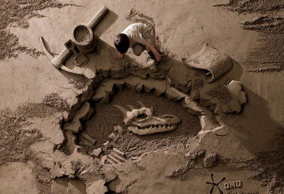 картины из песка2 (570x389, 184Kb)