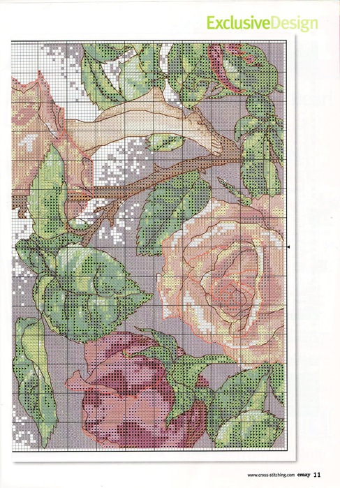 Cross stitch crazy 127 -  016 (487x700, 170Kb)