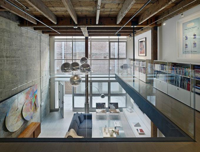 современный дизайн большой квартиры фото (680x516, 105Kb)