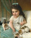 Превью emile_munier_the_morning_meal_b (586x699, 64Kb)