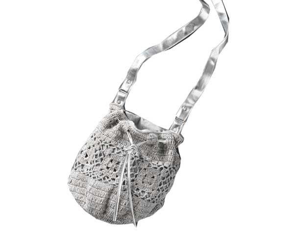 Множество сумок, вязаных сумок - идеи для воплощения. на разный вкус и...
