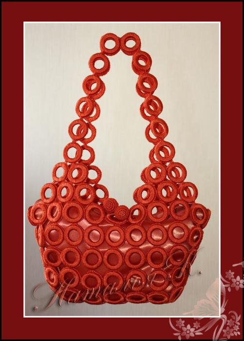 Описание: b Вязание крючком Рубрика. вязаных. вязаные сумки. сумок со схемами.