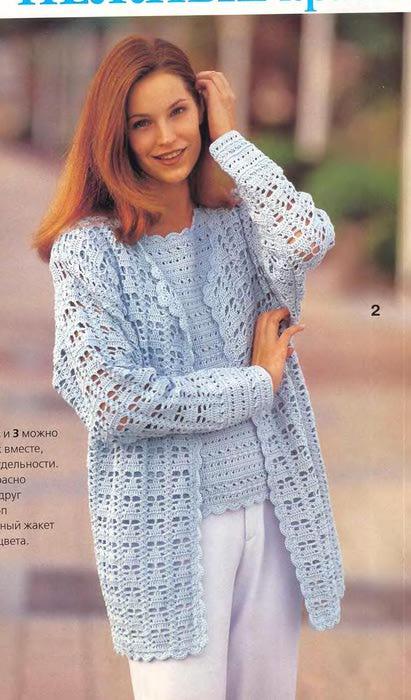 Сабрина 2000-00 Специальный выпуск - Вязание крючком_4 (411x700, 55Kb)