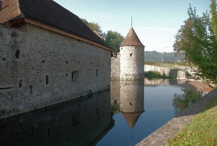 Замок Хальвиль (Schloss Hallwyl) 81399