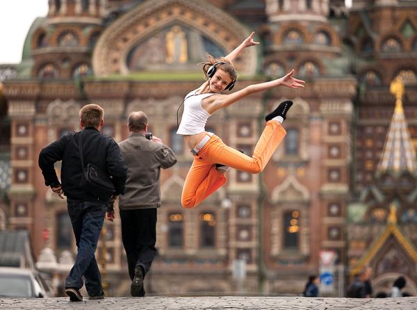 танцующий петербург (600x446, 264Kb)