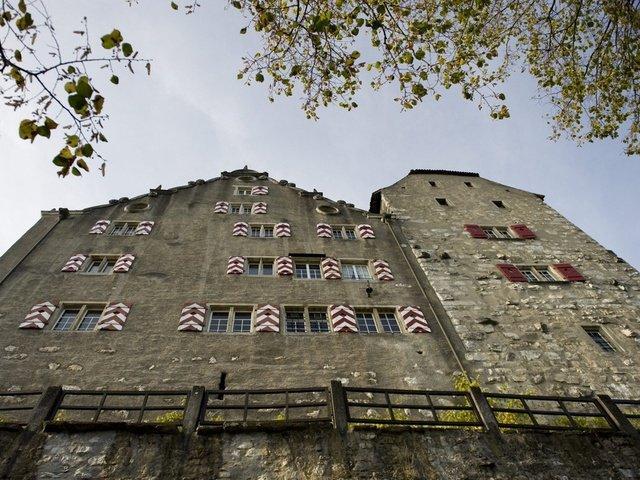 Замок Хальвиль (Schloss Hallwyl) 46637