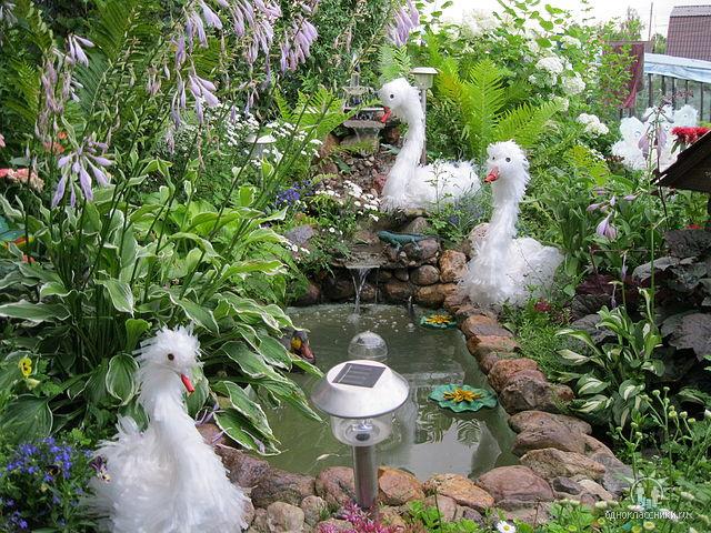 Сад и огород своими руками фото с