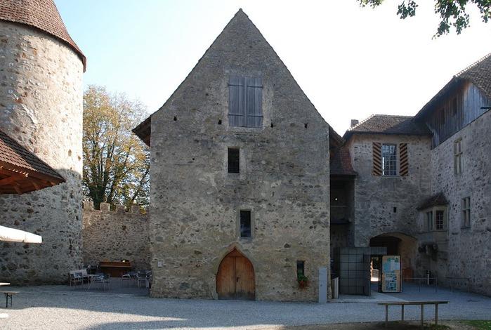 Замок Хальвиль (Schloss Hallwyl) 66478