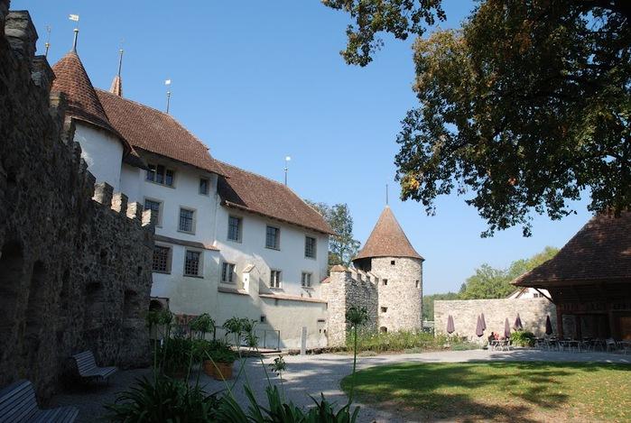Замок Хальвиль (Schloss Hallwyl) 22458