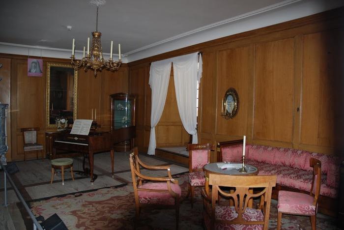 Замок Хальвиль (Schloss Hallwyl) 52300