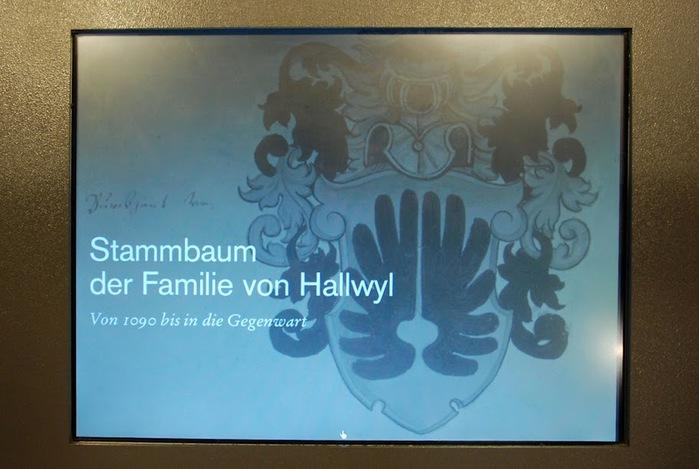 Замок Хальвиль (Schloss Hallwyl) 51250