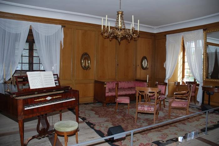 Замок Хальвиль (Schloss Hallwyl) 22934