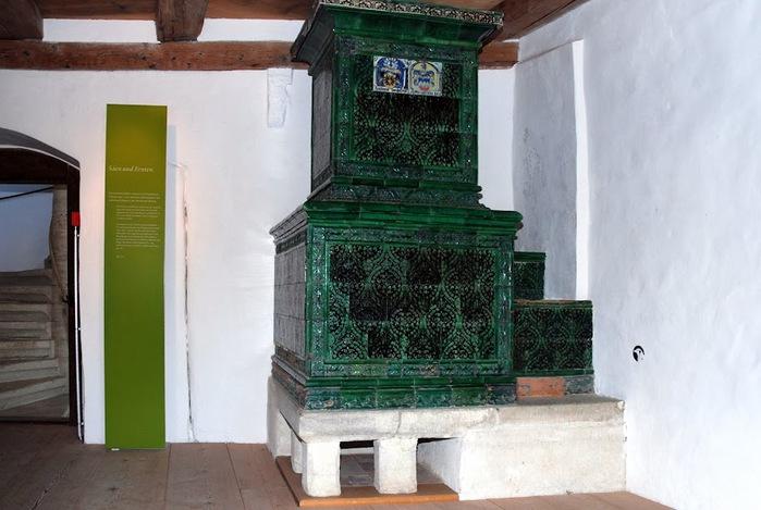 Замок Хальвиль (Schloss Hallwyl) 78994