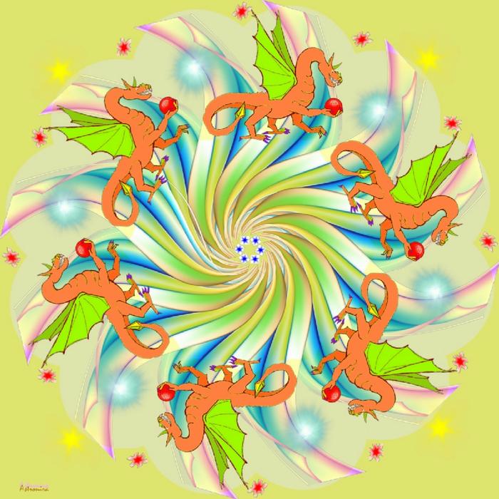 Dragon Mandala My (700x700, 541Kb)
