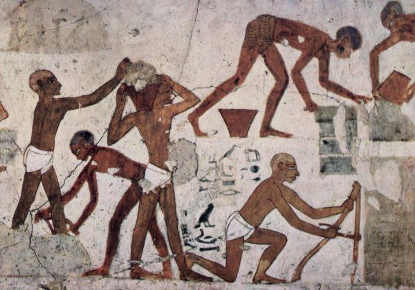 исход евреев из египта - Самое интересное в блогах