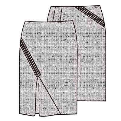 Бесплатно выкройки юбок он лайн