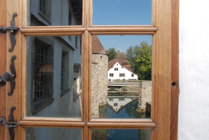 Замок Хальвиль (Schloss Hallwyl) 38424